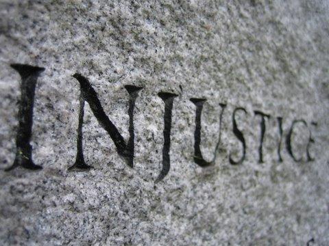 [injustice]